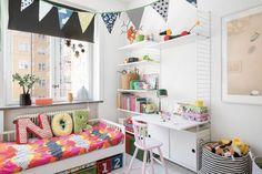 Modele variate de amenajari pentru camera copilului- Inspiratie in amenajarea casei - www.povesteacasei.ro