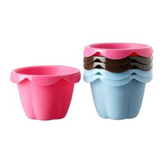 SOCKERKAKA Baking cup, assorted colors - IKEA