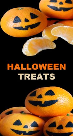 Keep things a bit healthier this Halloween and make jack-o-lantern oranges! #clementinejackolanterns #jackolanternoranges #halloweenfoodideas #halloweentreats #growingajeweledrose Educational Activities For Kids, Science For Kids, Toddler Activities, Fun Crafts For Kids, Crafts To Do, Projects For Kids, Halloween Party Favors, Halloween Ideas, Healthy Halloween Treats