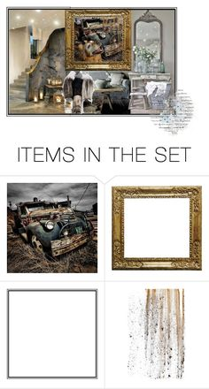 """""""Smiling Golden...."""" by moonwingcrafts ❤ liked on Polyvore featuring art"""