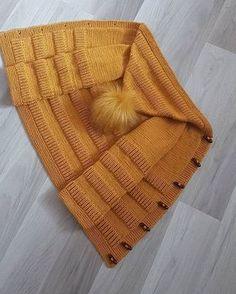 Diy Crafts - Dress Designs For Kids Free Pattern Knitting Machine Patterns, Chunky Knitting Patterns, Baby Hats Knitting, Knitting Designs, Free Knitting, Knitted Baby Cardigan, Baby Pullover, Knitted Bags, Diy Crafts Dress