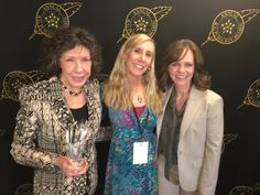 Great lighting and a professional environment were the keys to success at this video production with Lily Tomlin and Sally Field. The two-camera interview with the stars took place backstage at the Beverly Hilton Hotel, where Sally presented Lily with a lifetime achievement award. Our producer, Rory Bennett, directed the shoot