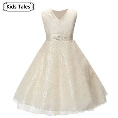 Cheap clothing for dog lovers, Buy Quality clothing girl directly from China clothing labels for kids Suppliers: SQ253 Girls party wear clothing for children summer sleeveless lace princess wedding dress girls teenage well party prom dress