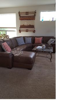 Leather #Couch For Sale #Furniture   #Tucson AZ At Geebo