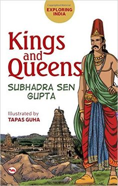 Outset-Rakhi Jayashankar's blog: Review of Exploring India- Kings and Queens by Sub...