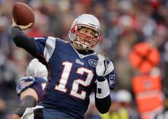 667c6c8b7 Brady can join elite club. New England Patriots quarterback Tom Brady  passes during the first half of the AFC Championship NFL ...