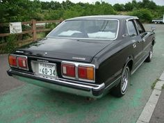 1977 Toyota Crown 2.0 Super Deluxe -  Tokushima Prefecture