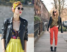 Leather Jackets edges up a stylish outfit