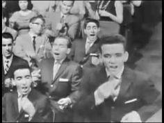 "American Bandstand  Danny & Juniors  ""Rock N Roll is Here to Stay"""