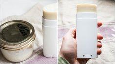 Um desodorante natural que realmente funciona !?