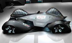 Automotive design, car design (@motivezine) Instagram: «Cadillac V Revolt LMP1 by Kip Kubisz  For more project pics visit motivezine.com  #design…»
