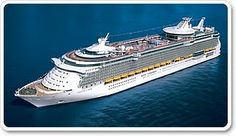 Royal Caribbean Freedom of the Seas - so jealous of my parents right now