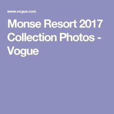 Monse Resort 2017 Collection Photos - Vogue