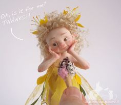 Celidonia Studio: Cono gelato in miniatura - Video Tutorial