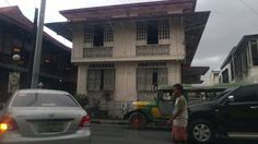 Saw this charming old house in Calumpang, Marikina City City, House, Home, Cities, Homes, Houses