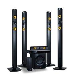 LG también dará protagonismo al sonido inalámbrico en el CES 2013 http://www.xataka.com/p/100156