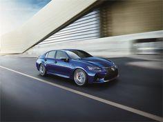Novo desportivo Lexus GS F