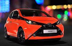 Toyota Aygo: X marcada | QuintaMarcha.com