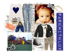 """""""Park with Lux"""" by mckayloves-1d ❤ liked on Polyvore featuring Nicole Miller, Converse, H&M, Banjo & Matilda and 2b bebe"""