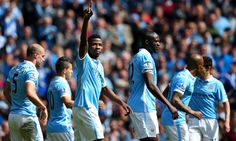 Manchester City were too good for Stoke City from the off, running out easy winners with two goals for Kelechi Iheanacho as the visitors lost 4-0 for the second time in six days