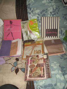 vintage stocking lot 2 B Altman betalph 3 Gaymode cantreece 1 petite belle 1 Flings