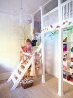 kids room loft