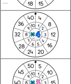 Math Fractions, Maths, Magic Squares, Interactive Notebooks, Amazing Quotes, Math Activities, Mathematics, Geometry, Worksheets