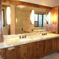 Farmhouse Bath Design Ideas, Pictures, Remodel and Decor