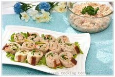 Pinay In Texas Cooking Corner: Cheesy Tuna Sandwich Spread