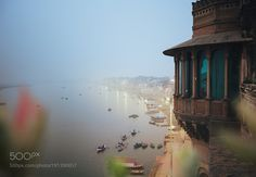 Popular on 500px : Early misty morning in Varanasi by Ethos79