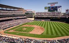 America's best baseball stadiums: Target Field, Minnesota Twins