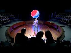 Pepsi Commercial! Matias Becomes the Face of Pepsi in the Middle East! (you can see him in the middle of the 3 judges) #Beirut #Lebanon #Pepsi