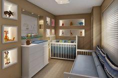 plafon quarto de bebê