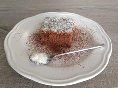 Cuketový hrnčekový koláč - recept - Vaše rady a tipy - Ako sa to robí.sk Pudding, Desserts, Food, Meal, Custard Pudding, Deserts, Essen, Hoods, Dessert