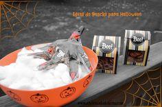 Ideas de Snacks para Halloween