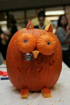 Pumpkin Carving Ideas...@Rawan Atari @Morgan Traub @Monique Jamrose We will be spending my birthday doing this just an fyi.....