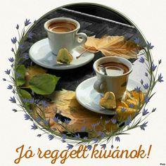 Virágos kerek Tea Cups, Tableware, Dinnerware, Tablewares, Dishes, Place Settings, Cup Of Tea