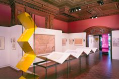 Pentagram: Project: The Power of Maps   Client:Cooper-Hewitt, National Design Museum