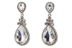 Ritz Earrings on OneKingsLane.com