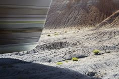 Bastardization of desert geological formations