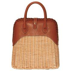 Hermes 24 Limited Edition Bolide Picnic Bag. Vintage ... f9b7ae19aceb3