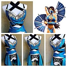 My lovely Nocturnal Wonderland costume By: Electric Laundry <3