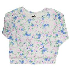 Panda Pullover Floral, $25, now featured on Fab.