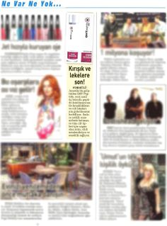 Yeni jenerasyon peptidleri ile OHT Peptide 3 Sabah Gazetesi'nde...