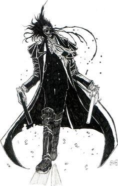 Hellsing - Allucard by ~Kenjha on deviantART