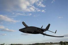 Krossblade SkyProwler Multi-Mission VTOL Transformer Drone