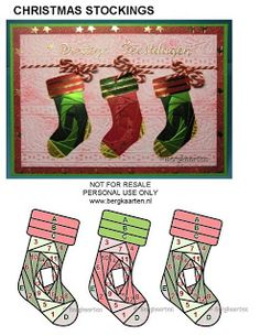 Christmas Stocking Iris Fold Card Iris Folding Templates, Iris Paper Folding, Iris Folding Pattern, Paper Piecing Patterns, Card Patterns, Quilt Patterns, Crochet Patterns, Paper Cards, Folded Cards