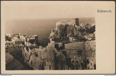 Croatia - Dubrovnik, c.1950s - Foto Putnik Razglednica