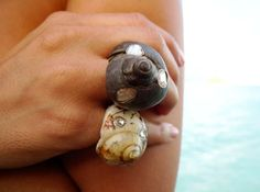 Love these rings...especially the lighter one.