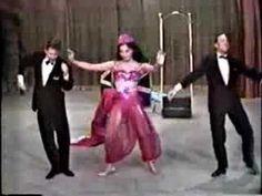 "Donald O'Connor, Carol Lawrence, and Gene Kelly ""Bim Bem"""